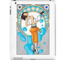 Chell Mucha Mashup iPad Case/Skin