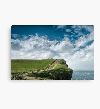 Cliffs of Moher (south) Canvas Print