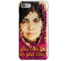 With guns you can kill terrorists, with education you can kill terrorism iPhone Case/Skin