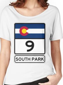 CO-9 SOUTH PARK Women's Relaxed Fit T-Shirt