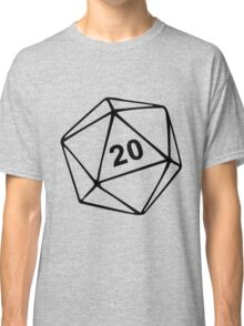 Dungeons & Dragons inspired Classic T-Shirt