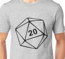 Dungeons & Dragons inspired Unisex T-Shirt