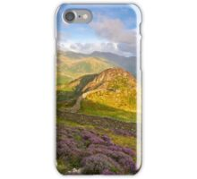 Morning Pikes iPhone Case/Skin