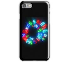 Madness is like gravity.. Joker quote iPhone Case/Skin