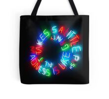 Madness is like gravity.. Joker quote Tote Bag