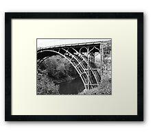 Heavy Metal 2 ~ Ironbridge Again Framed Print