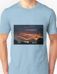 Sunset Landscape Unisex T-Shirt