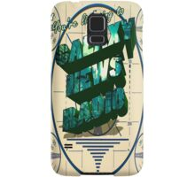 Tune into Galaxy News Radio! Samsung Galaxy Case/Skin