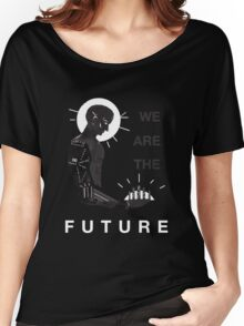 DEUS EX WE ARE THE FUTURE Women's Relaxed Fit T-Shirt