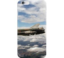 617 Squadron Tallboy Lancasters iPhone Case/Skin