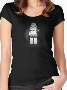 Reach for the Skies! Women's Fitted Scoop T-Shirt