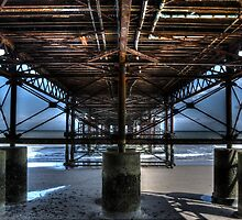 Under The Pier by JohnYoung