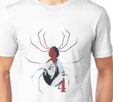 Hisoka number 4 Unisex T-Shirt