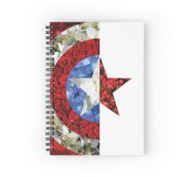 Stucky aesthetics Spiral Notebook