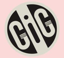 Gig B&W Kids Clothes