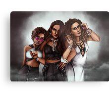 Vertigo Wives Metal Print