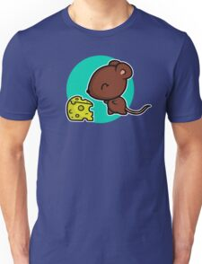 Cute Mouse Unisex T-Shirt