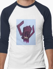 helmet of galactus Men's Baseball ¾ T-Shirt
