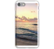Playa del Carmen Sunrise #2 iPhone Case/Skin