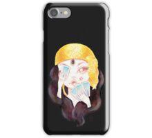 Tarot Gypsy Girl iPhone Case/Skin