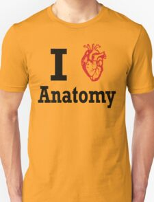I heart Anatomy T-Shirt