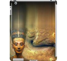 nefertiti  iPad Case/Skin