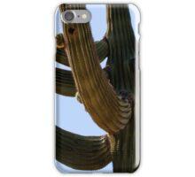 Saguaro in Gilbert, AZ iPhone Case/Skin