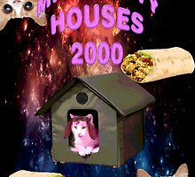 Mimi Kitty Houses 2000 by ItsSabYo