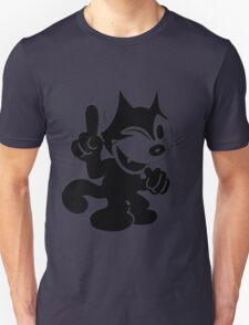 Felix the Cat Winking at.. Unisex T-Shirt