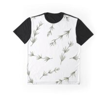 Fresh Floral Linen Morning Spring Cozy  Graphic T-Shirt