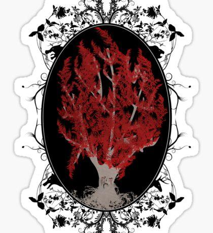 Weirwood Tree Sticker