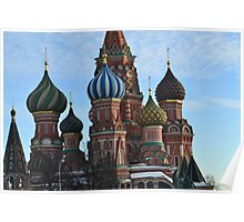 St Basil's Cathedral Poster