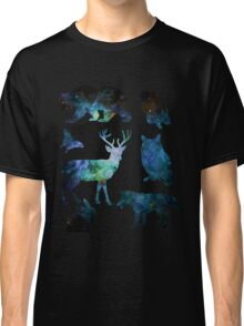 Galaxy Forest Animals ver. 2 Classic T-Shirt