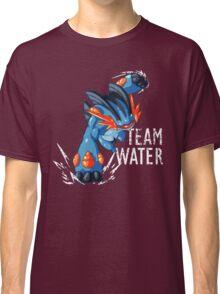 Team Water - Mega Swampert Classic T-Shirt