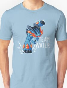 Team Water - Mega Swampert T-Shirt