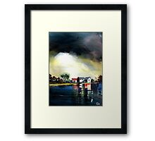 Transience Framed Print