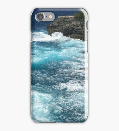 Jamaica Cliff iPhone Case/Skin