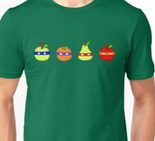 Teenage Mutant Ninja Fruit Unisex T-Shirt
