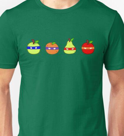 Teenage Mutant Ninja Fruit Unisex T-Shirt