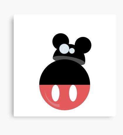 Mouse droid Canvas Print