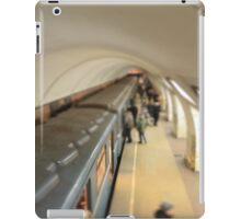 Mini-Metro iPad Case/Skin