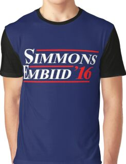 simmons embiid Graphic T-Shirt
