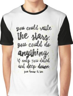 rattle the stars v2 Graphic T-Shirt