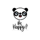 PANDA,GO!! by beatbeatwing