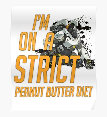 Did someone say Peanut Butter? Poster