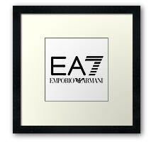 Emporio Armani Framed Print