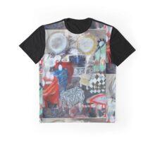 Venice Shop Intrigue Graphic T-Shirt