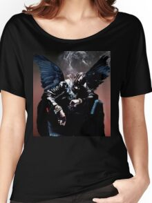Birds in the trap sing mcknight Women's Relaxed Fit T-Shirt