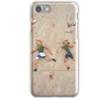 Hand it over, Mate! - Relay Running iPhone Case/Skin