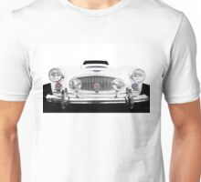 Austin Healey 3000 - high contrast Unisex T-Shirt